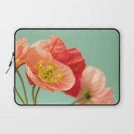 Pastel Poppy #1 Laptop Sleeve