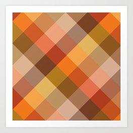 Squaremetric Art Print