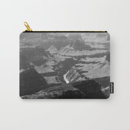 Grand Canyon Monochrome Carry-All Pouch