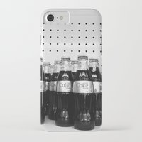 coke iPhone & iPod Cases featuring Coke by smaningom