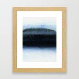Blue L1 Framed Art Print
