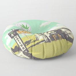 SOUR DIESEL Floor Pillow