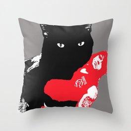 Bootsie Throw Pillow