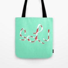 Bresten6 Custom Order in Piperita Tote Bag