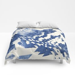 Abstract 220 Comforters