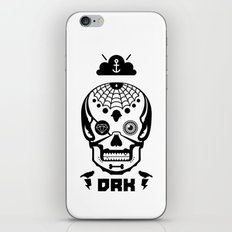 Mexican Skull iPhone & iPod Skin