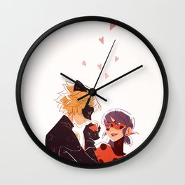 Miraculous Wall Clock