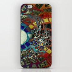 Mosaic Abstract 2 iPhone & iPod Skin
