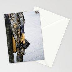 Gold Fashion Stationery Cards