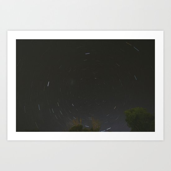 the rest of our days Art Print