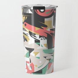 Brunette Travel Mug
