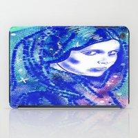 princess leia iPad Cases featuring Princess Leia by grapeloverarts