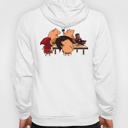Dinner With Friends Hoody