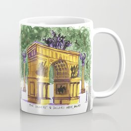 Soldiers and Sailors Arch Coffee Mug