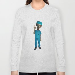 Dr. Alien Long Sleeve T-shirt