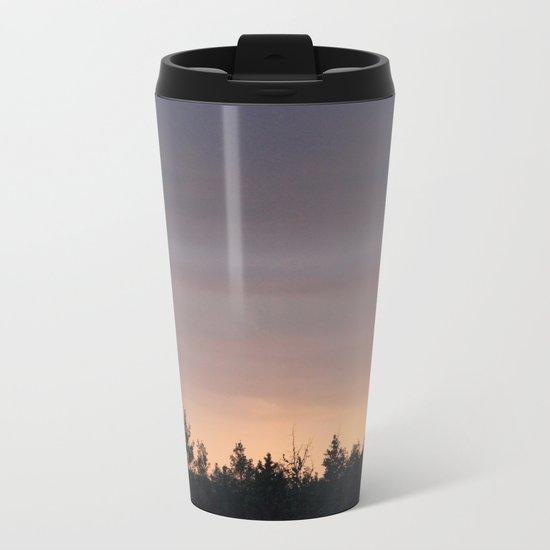 What is Life? Metal Travel Mug