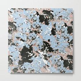 Iceberg Lettuce Metal Print
