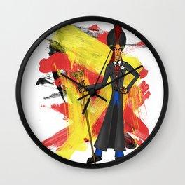 Disneyland Jafar - Evil Relations Wall Clock