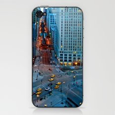 the windy city iPhone & iPod Skin