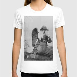Angel. Novodevichy convent. Moscow. T-shirt