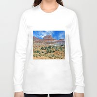 hollywood Long Sleeve T-shirts featuring Little Hollywood by Exquisite Photography by Lanis Rossi