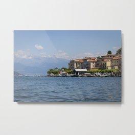 Bellagio, Lake Como, Italy Metal Print