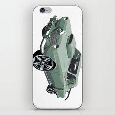 Studebaker in Green iPhone & iPod Skin
