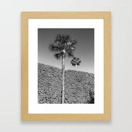 landscape architecture no.1 Framed Art Print