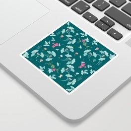 Ginkgo Midori Sticker
