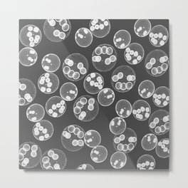 microbial bliss Metal Print