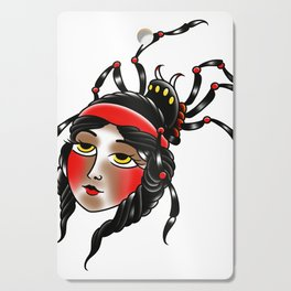 Black widow Cutting Board