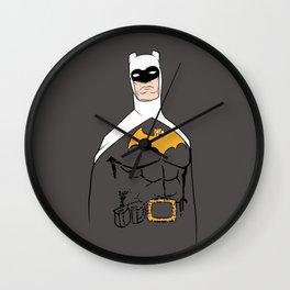 Hero Time Wall Clock