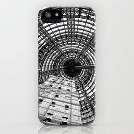 To The Point iPhone Case