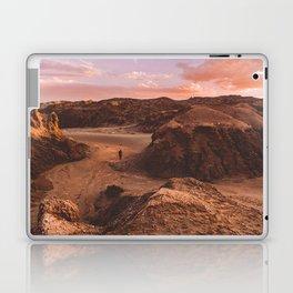 Sunset in Valle De La Luna, Chile Laptop & iPad Skin