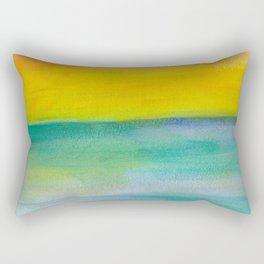 Ocean Sunrise Series 1 Rectangular Pillow