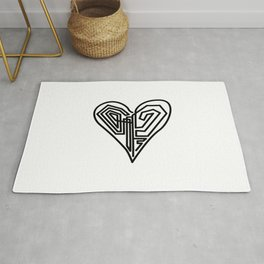 Complicated Love Rug