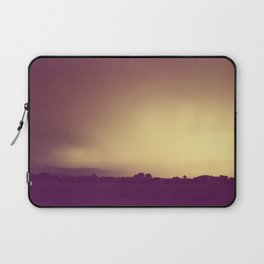 Just Before the Storm Laptop Sleeve
