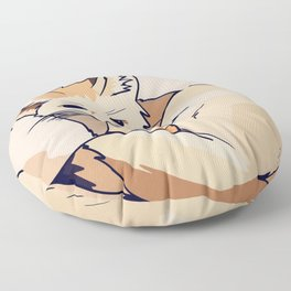 Fennec Fox Floor Pillow