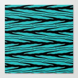 A New Wild - Blue Canvas Print