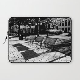 Benches Laptop Sleeve
