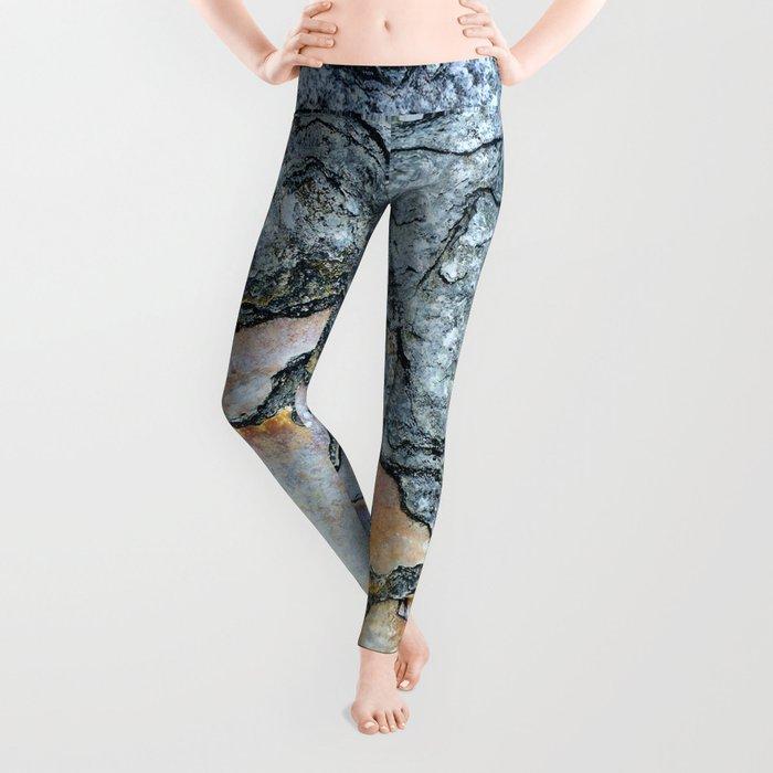 Florida Sandstone Pattern #1 Leggings