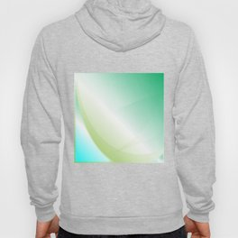 Abstract Green Background Hoody