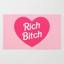 Rich Bitch Rug
