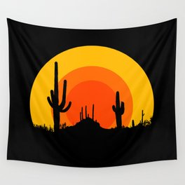 mucho calor Wall Tapestry