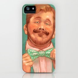 Keepin' It Classy iPhone Case