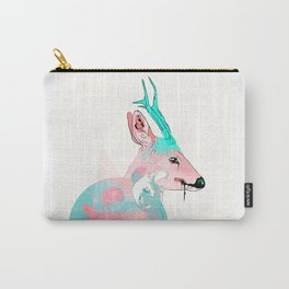 broken deer Carry-All Pouch