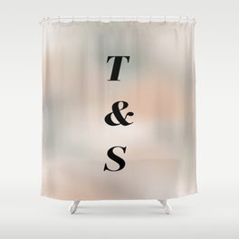 T&S Shower Curtain
