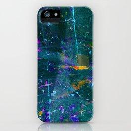 pattern three iPhone Case