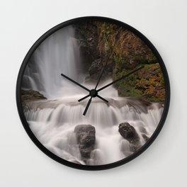 Dickson Falls Wall Clock