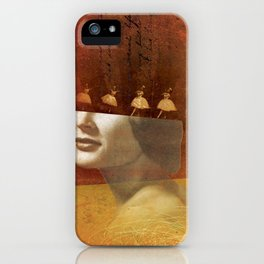 Social Life 15: The Dancer 2 iPhone Case